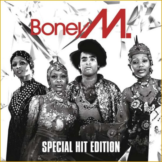 Boney M. - 50 HITS ( Special Hit Edition ) 19/08/2016