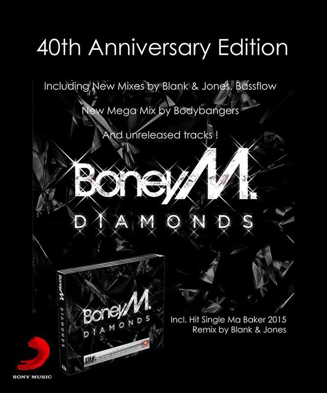 Boney M For Dancin